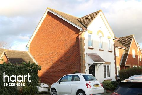 3 bedroom detached house for sale - Harebell Close, Minster