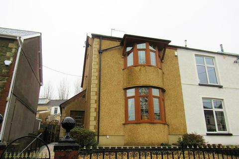 3 bedroom semi-detached house for sale - Brynmawr Place, Maesteg, Bridgend. CF34 9PB