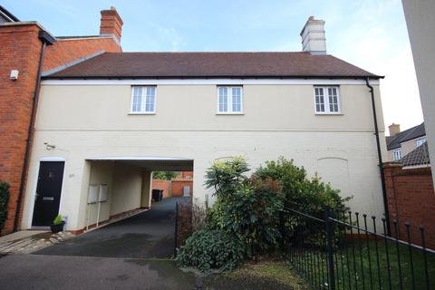 1 bedroom coach house for sale - Wagstaff Way, Ampthill, Bedfordshire, MK45