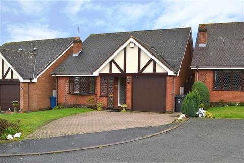 2 bedroom detached bungalow for sale - Foden Close, Shenstone