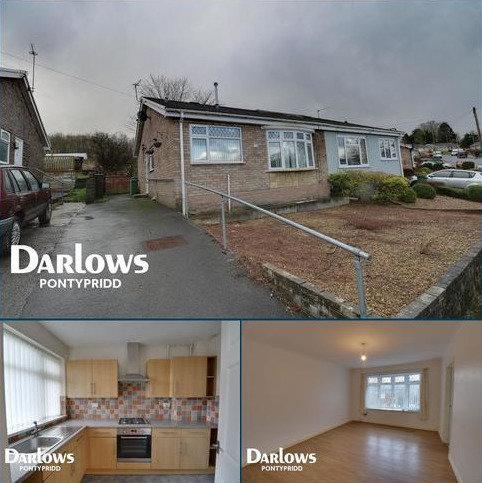 2 bedroom bungalow for sale - Pontypridd