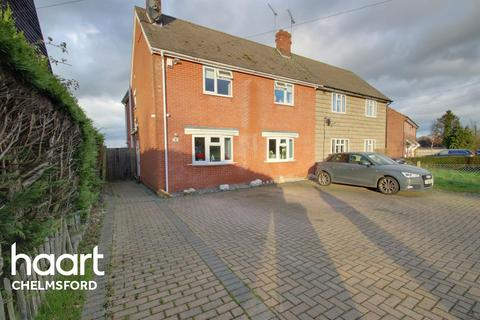 4 bedroom semi-detached house for sale - Church Road, West Hanningfield