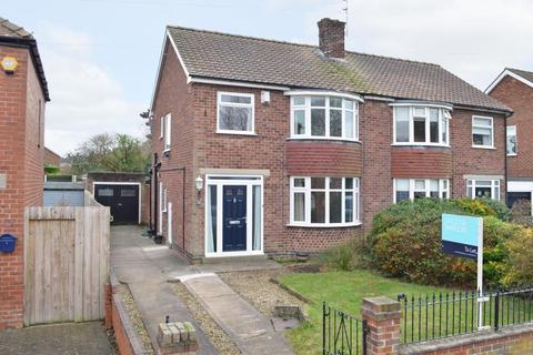 3 bedroom semi-detached house to rent - LANGHOLME DRIVE, BOROUGHBRIDGE ROAD, YORK, YO26 6AH