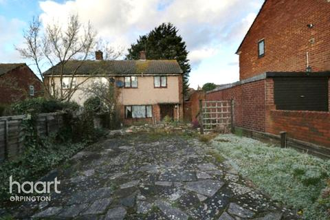 2 bedroom semi-detached house for sale - Francis Road, Orpington