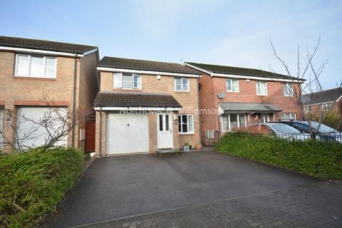 3 bedroom detached house for sale - James Court, St. Mellons, Cardiff. CF3