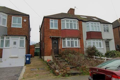 3 bedroom semi-detached house for sale - Grasvenor Avenue, Barnet