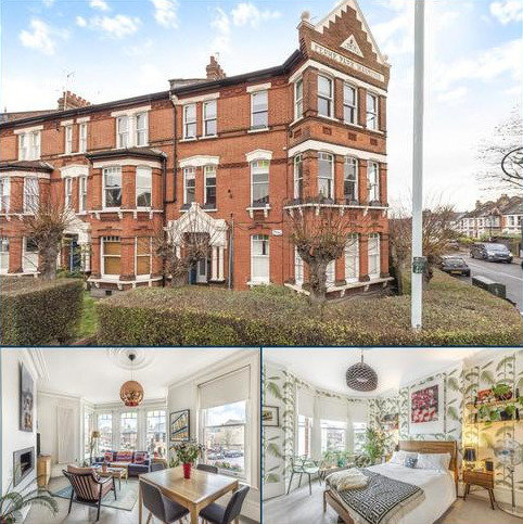2 bedroom flat for sale - Ferme Park Road, Crouch End