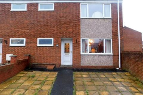 3 bedroom semi-detached house for sale - HOLBURN CLOSE, ESH WINNING, DURHAM CITY : VILLAGES WEST OF