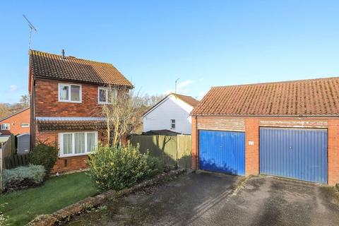 3 bedroom detached house for sale - Jenner Way, Romsey, Hampshire, SO51