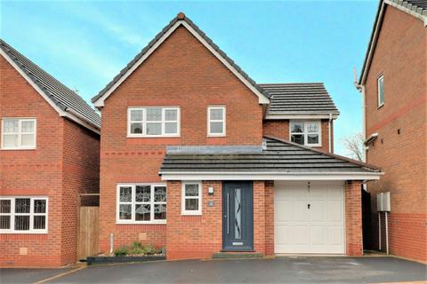 4 bedroom detached house for sale - Moorland Heights, Biddulph