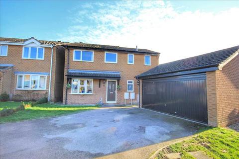4 bedroom detached house for sale - Lionel Hurst Close, Great Cornard