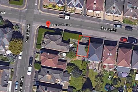 Land for sale - Muscliffe Road, Bournemouth, Dorset, BH9 1PZ