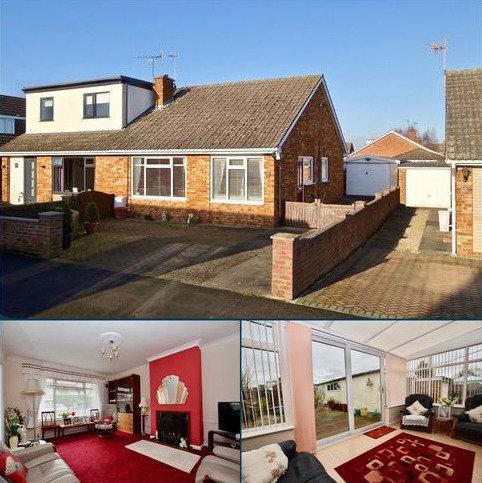2 bedroom semi-detached bungalow for sale - Main Street, Wilberfoss