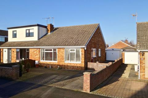 2 bedroom semi-detached bungalow for sale - Main Street, Wilberfoss