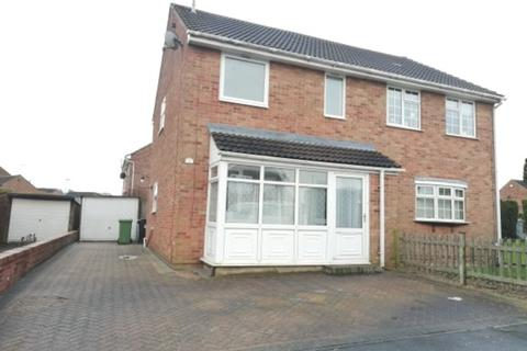 3 bedroom semi-detached house to rent - Third Avenue, Grantham