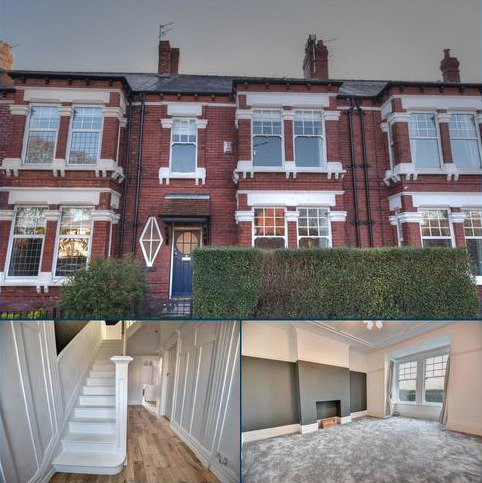 3 bedroom terraced house for sale - Park Parade, Roker