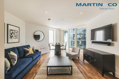2 bedroom apartment to rent - Meridian House, Battersea Reach