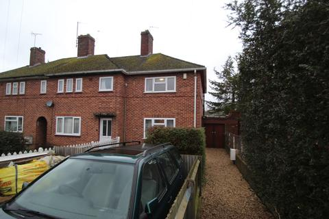 2 bedroom end of terrace house to rent - Cumberland Road, Oxford