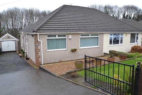 2 bedroom semi-detached bungalow for sale - Crag Hill Road, Thackley, BD10