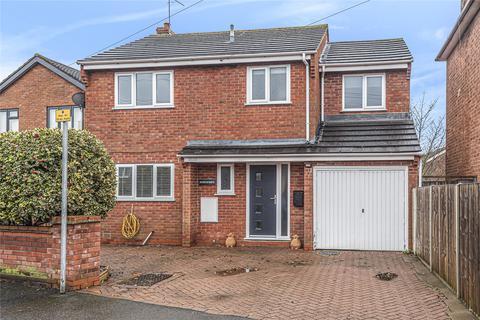 4 bedroom detached house for sale - Himbleton Road, Worcester, Worcestershire, WR2