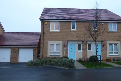3 bedroom semi-detached house for sale - Cowslip Crescent, Emersons Green, Bristol