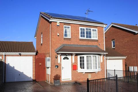 3 bedroom detached house for sale - 7, Middlegate Field Drive, Whitwell