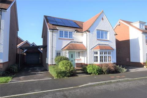 4 bedroom detached house for sale - Barrington Way, Wellington, Somerset, TA21