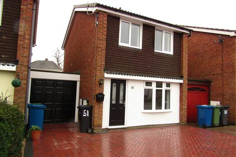 3 bedroom link detached house to rent - Parkfield Close, Two Gates