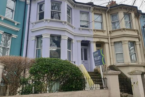 4 bedroom maisonette to rent - Sackville Road, Hove