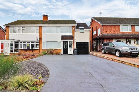 4 bedroom semi-detached house for sale - Lansdowne Crescent, Tamworth