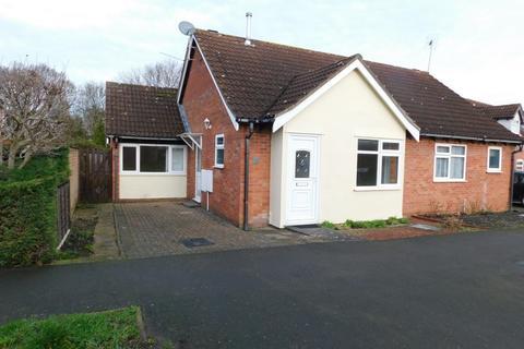 2 bedroom semi-detached bungalow for sale - Farriers Road, Stowmarket