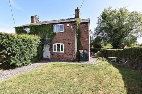2 bedroom cottage for sale - Pepper Street, Mobberley