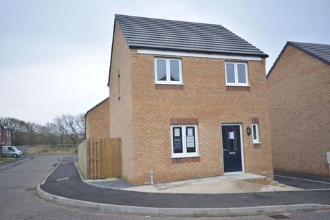 3 bedroom detached house for sale - Plot 20 Clos Coed Derw, Llanelli