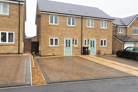 2 bedroom semi-detached house for sale - Rosebay Gardens, Chapel-en-le-Frith, High Peak, Derbyshire, SK23 0UF