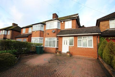 5 bedroom semi-detached house for sale - Francklyn Gardens, Edgware, Middlesex, HA8 8SB