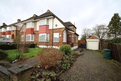 3 bedroom semi-detached house for sale - Kenilworth Road, Edgware, Middlesex, HA8 8XA