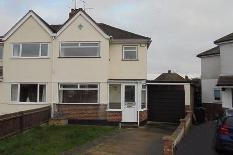 3 bedroom semi-detached house to rent - Drift Avenue, Stamford