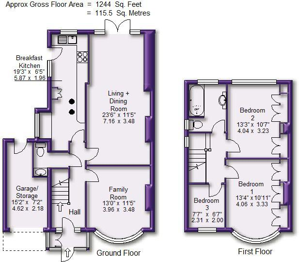 Floorplan 1 of 3: Floor Plans