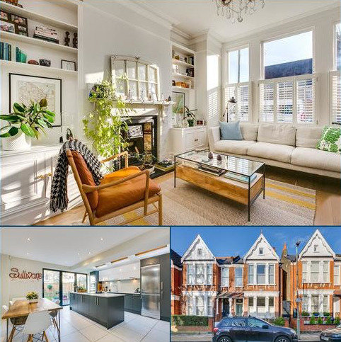 5 bedroom terraced house for sale - Hearnville Road, London, SW12