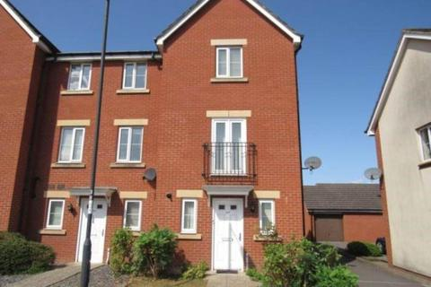 4 bedroom end of terrace house to rent - Wordsworth Road, Horfield, Bristol