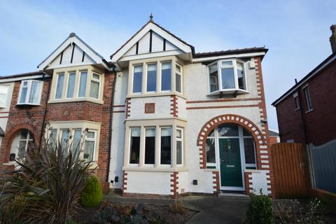 4 bedroom semi-detached house for sale - Harrington Avenue, South Shore, Blackpool, FY4 1QD