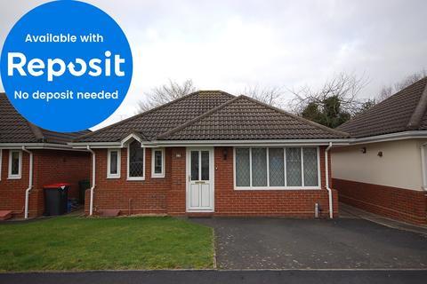2 bedroom detached bungalow to rent - 17 Granville Road, Newport, Shropshire, TF10