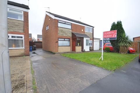 3 bedroom semi-detached house for sale - Radnor Drive, Widnes