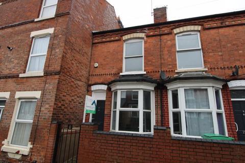 2 bedroom terraced house to rent - Birkin Avenue, Nottingham, NG7 5AF