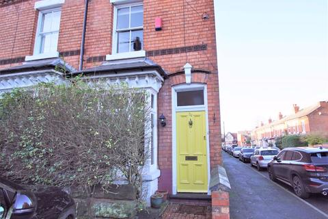 3 bedroom terraced house for sale - Leighton Road, Moseley - Three Bedroom End of Terrace