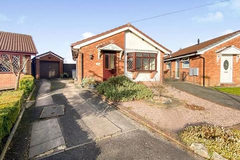 2 bedroom detached bungalow for sale - Hillcrest, Leek