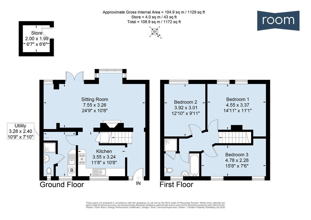 Floorplan: 113 EE   Floorplan