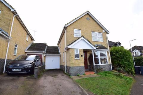 3 bedroom detached house for sale - Pomeroy Grove, Luton