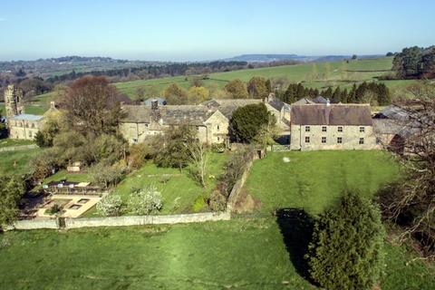 7 bedroom farm house for sale - Manor Farm, Barn for Development,and 55 acres, Dethick