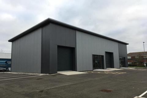 Industrial unit to rent - Unit 1 & 2, Hamburg Way, King's Lynn, Norfolk